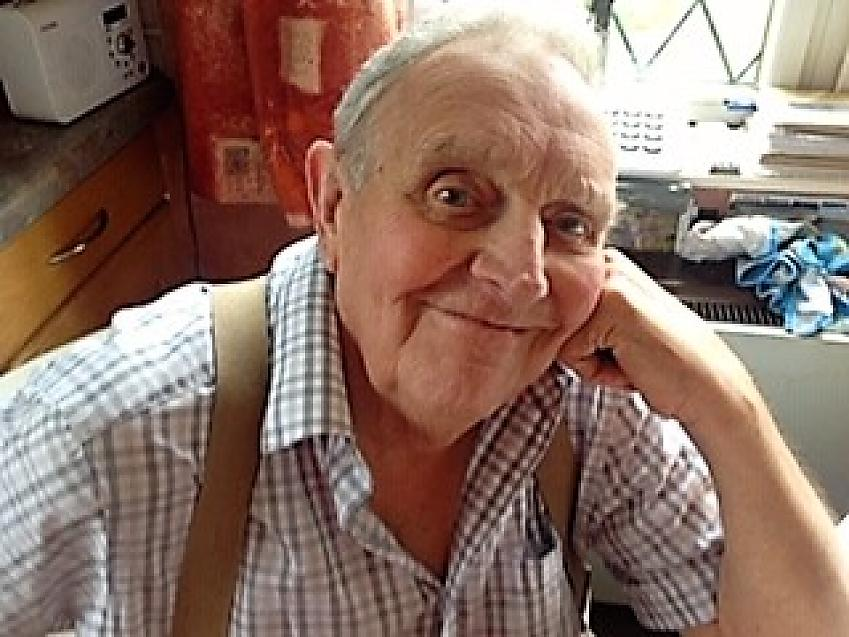 Harry Wilcock passed away in January 2019 after a short illness