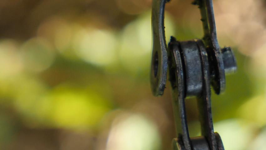 A broken chain shouldn't mean the end of your ride